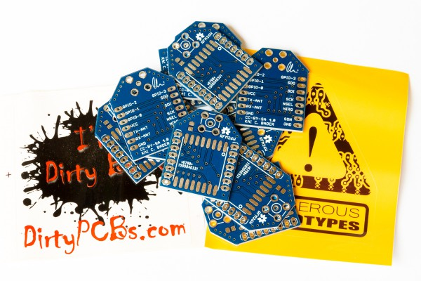 Dirty-PCB-Package-Content