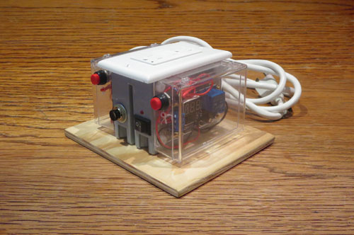 soldering-iron-pulse-timer-controller