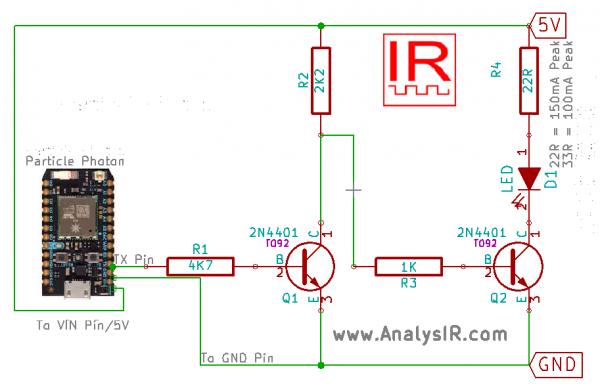 uPWM-Photon-Circuit