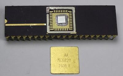 mc6820-chip