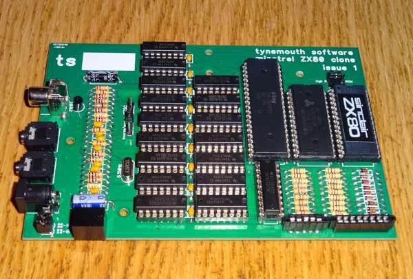 pics-Minstrel ZX80 Clone-600