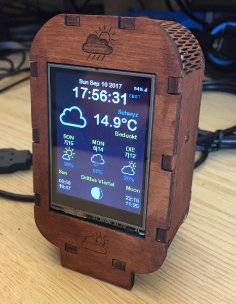 lcd-weatherstation-with-esp8266
