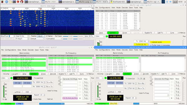 Tutorial: Setting up a low cost QRP (FT8, JT9, WSPR etc