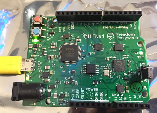 sifive-hifive1-board