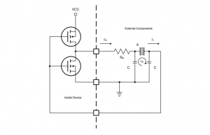 Parallel Crystal Circuit Input Voltage Control