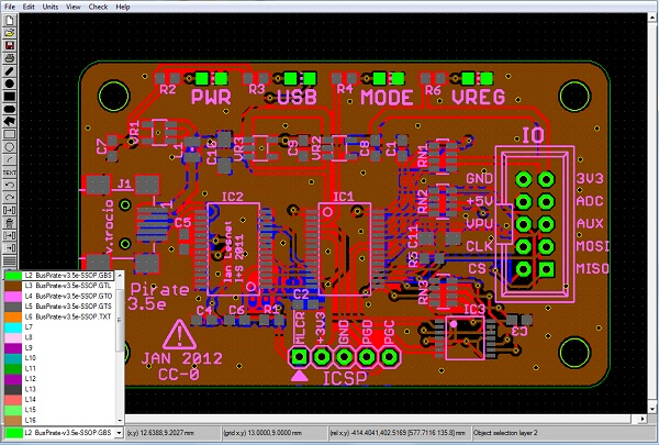 Get your PCBs made - DP