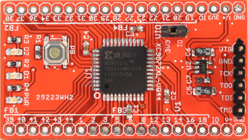 CPLD: Complex programmable logic devices - DP