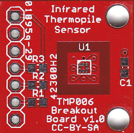 Marie Infrared Thermopile Sensor Dp