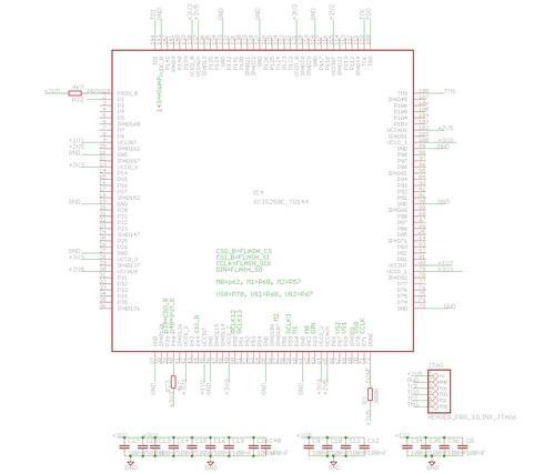 Xilinx Spartan 3 FPGA ...